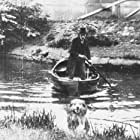 Cecil M. Hepworth and Blair in Rescued by Rover (1905)