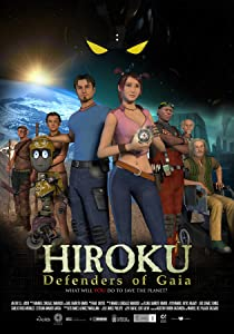 Downloading dvd movies computer Hiroku: Defenders of Gaia Spain [720x594]
