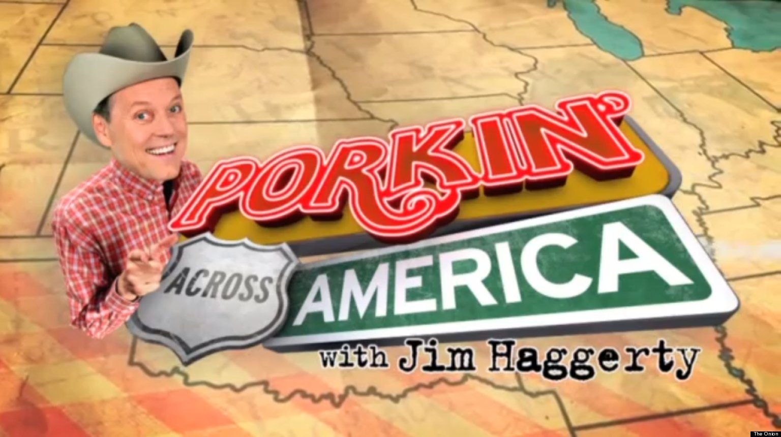 Brad Holbrook in Porkin' Across America (2012)