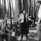 John Wayne, Glen Campbell, and Kim Darby in True Grit (1969)