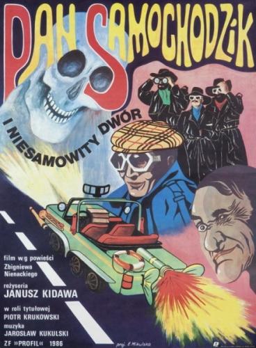 Pan Samochodzik i niesamowity dwór (1987)