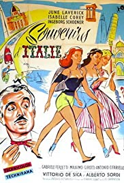 It Happened in Rome Poster