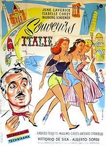 Movies old free download Souvenir d'Italie [720x480]