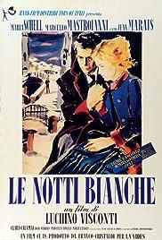 Le Notti Bianche(1957) Poster - Movie Forum, Cast, Reviews