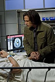 Jensen Ackles, Jim Beaver, and Jared Padalecki in Supernatural (2005)