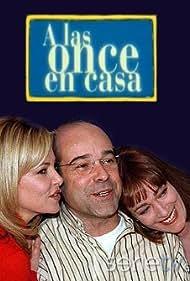 Carmen Maura, Ana Obregón, and Antonio Resines in A las once en casa (1998)