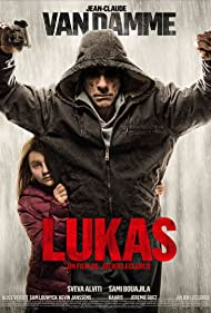 Jean-Claude Van Damme and Alice Verset in Lukas (2018)