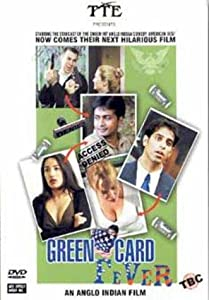 Watching the movie Green Card Fever USA [[movie]