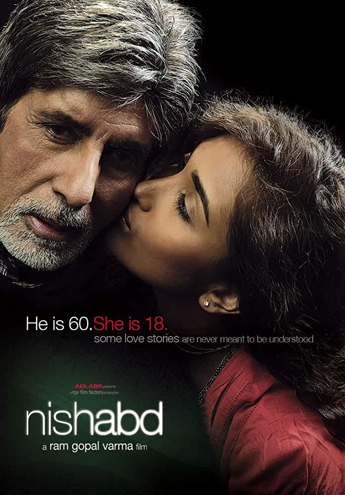 Nishabd (2007) Hindi 720p HEVC HDRip x265 ESubs [500MB] Full Bollywood Movie