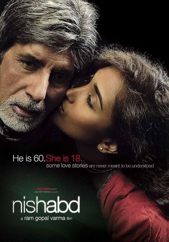 Nishabd (2007) Hindi 720p HEVC HDRip x265 ESubs [500MB] Full Bollywood Movie