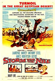 Storm Over the Nile Poster