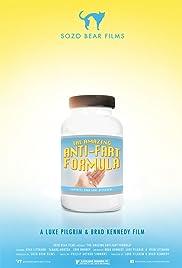 The Amazing Anti-Fart Formula Poster
