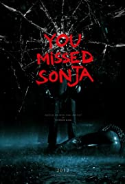 You Missed Sonja Poster