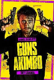 Daniel Radcliffe in Guns Akimbo (2019)
