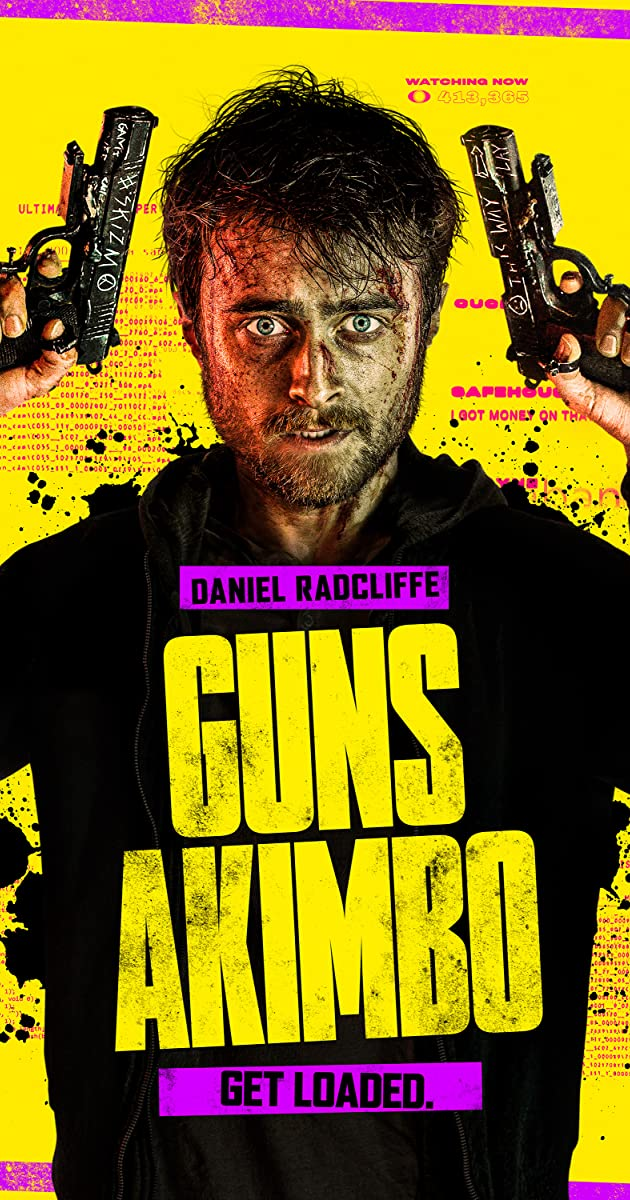 Free Download Guns Akimbo Full Movie