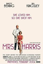 Mrs. Harris(2005) Poster - Movie Forum, Cast, Reviews