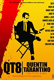 QT8: The First Eight (2019) 21 Years: Quentin Tarantino 1080p