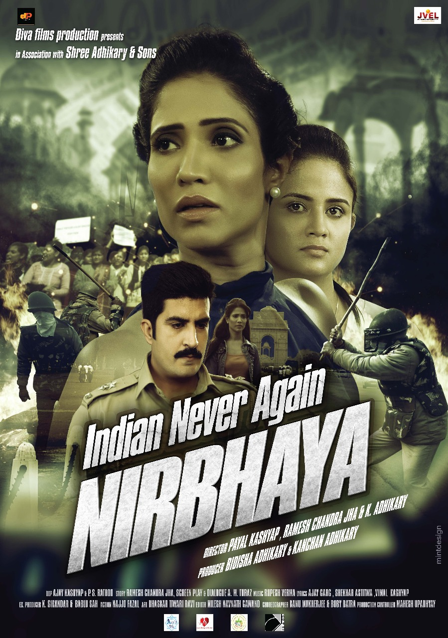 Indian Never Again Nirbhaya 2018 Hindi Movie 720p HDRip 700MB x264 AAC
