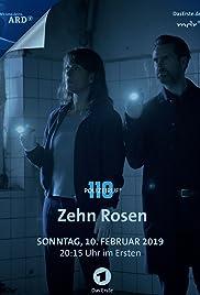 Zehn Rosen Poster