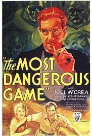 The Most Dangerous Game (1932) film en francais gratuit