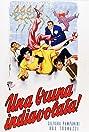 Una bruna indiavolata! (1951) Poster