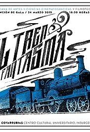 El tren fantasma Poster