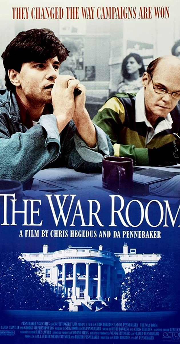 Subtitle of The War Room