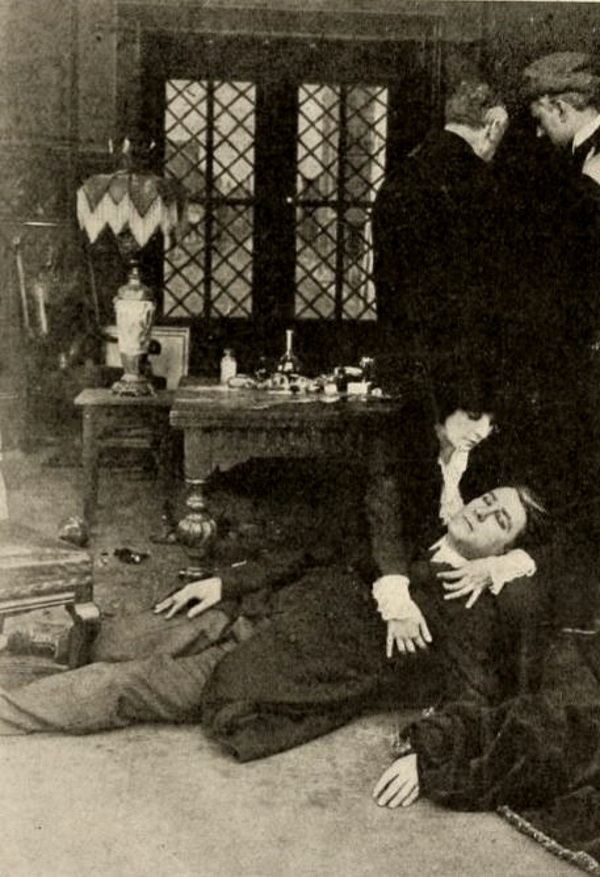 King Baggot in Dr. Jekyll and Mr. Hyde (1913)