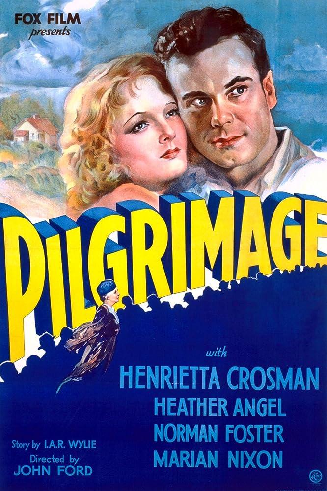 Henrietta Crosman, Norman Foster, and Marian Nixon in Pilgrimage (1933)