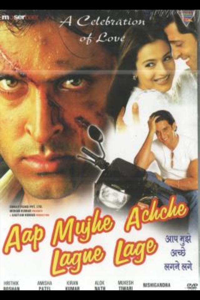 Image result for aap mujhe achche lagne lage poster