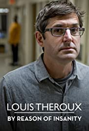Louis Theroux: By Reason of Insanity Poster