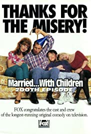 The Best O' Bundy: Married with Children's 200th Episode Celebration Poster