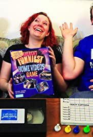America's Funniest Home Videos VHS Game Poster