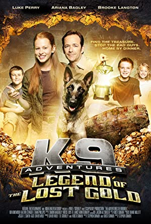 Where to stream K-9 Adventures: Legend of the Lost Gold