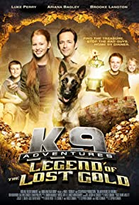 Primary photo for K-9 Adventures: Legend of the Lost Gold