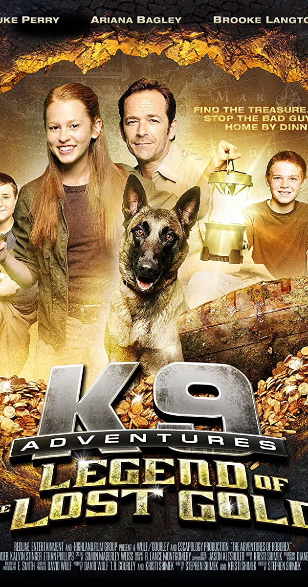 K-9 Adventures: Legend of the Lost Gold (2016) Subtitles