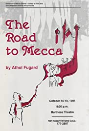 summary of the road to mecca by athol fugard