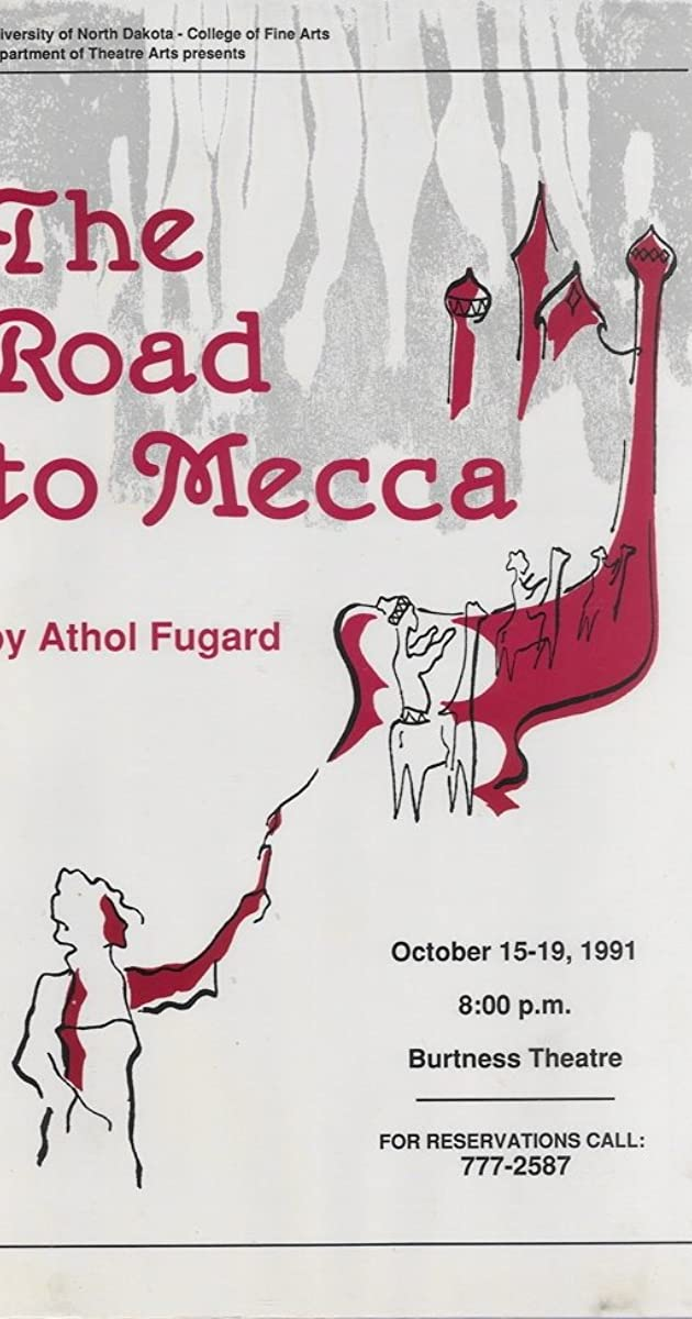 The Road To Mecca Pdf Athol Fugard