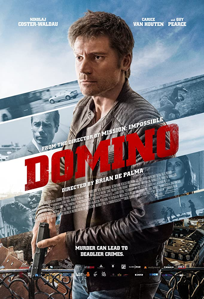 Domino (2019) English 288MB HDRip ESub Download