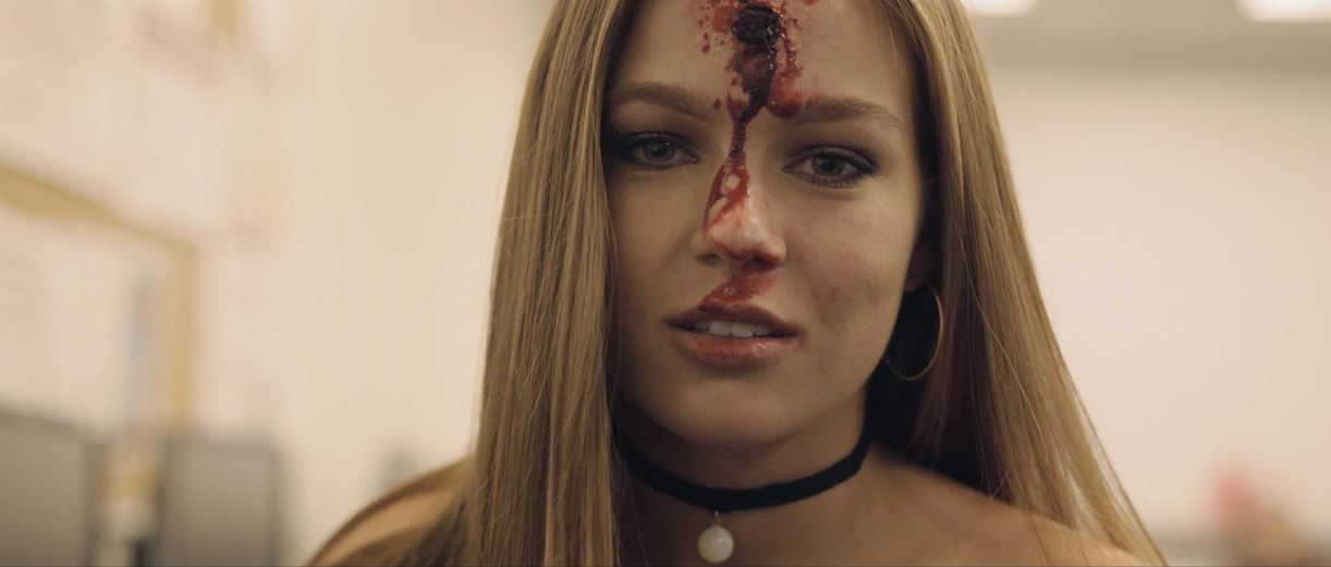 Abigail Raile in Caleb (2018)