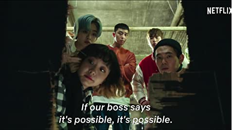 Itaewon Class 2020 trailer image