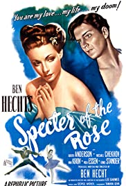 Specter of the Rose Poster