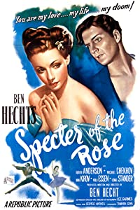 Watching that movie Specter of the Rose [h.264]