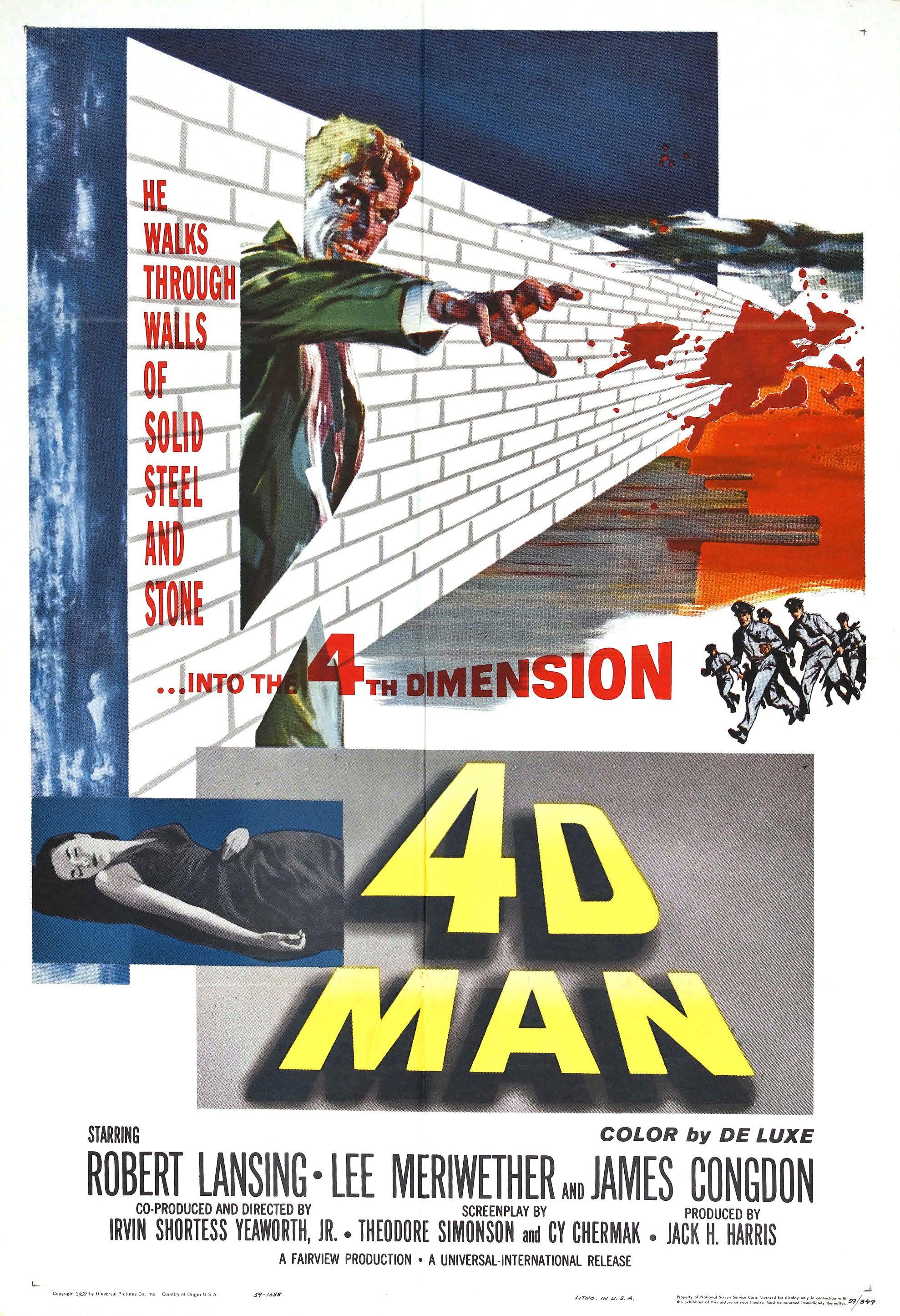 Quarta Dimensão [Dub] – IMDB 5.9