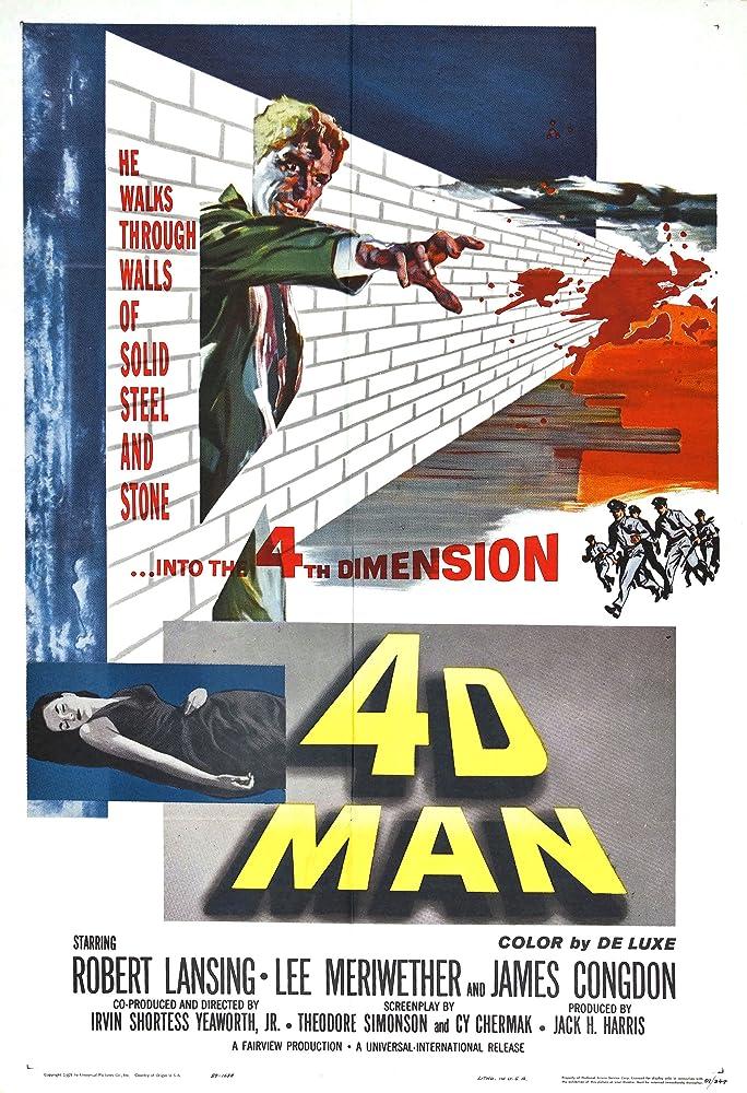 4D Man (1959)