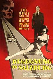 Begegnung in Salzburg Poster