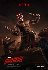 Daredevil Poster - TV Show Forum, Cast, Reviews