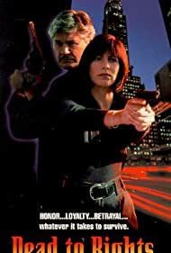 Charles Bronson and Dana Delany in Donato and Daughter (1993)