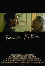Farewell My King Poster