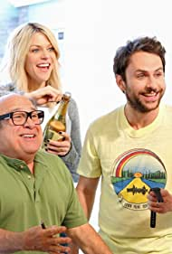 Danny DeVito, Charlie Day, and Kaitlin Olson in It's Always Sunny in Philadelphia (2005)